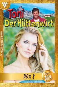 Cover Toni der Hüttenwirt Jubiläumsbox 8 – Heimatroman