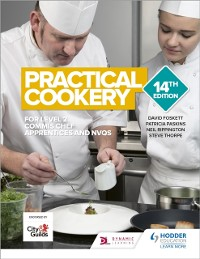 Cover Practical Cookery 14th Edition
