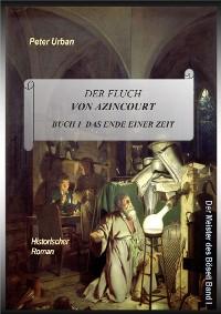 Cover Der Fluch von Azincourt Buch 1