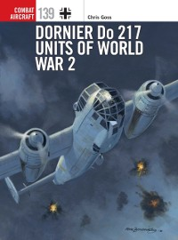 Cover Dornier Do 217 Units of World War 2