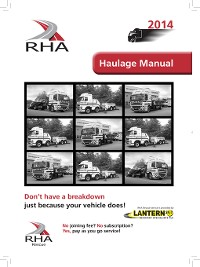 Cover The Road Haulage Manual 2014