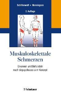 Cover Muskuloskelettale Schmerzen