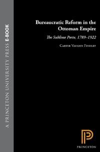 Cover Bureaucratic Reform in the Ottoman Empire