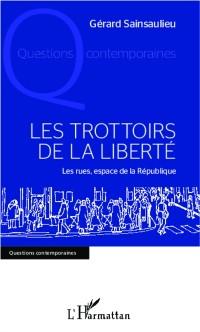 Cover Trottoirs de la liberte Les