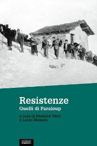 Cover Resistenze. Quelli di Paraloup