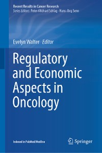 Cover Regulatory and Economic Aspects in Oncology