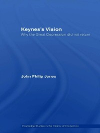 Cover Keynes's Vision