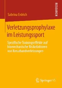 Cover Verletzungsprophylaxe im Leistungssport