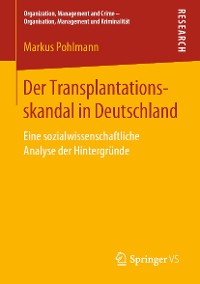 Cover Der Transplantationsskandal in Deutschland