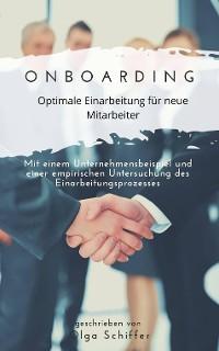 Cover Onboarding - optimale Einarbeitung für neue Mitarbeiter