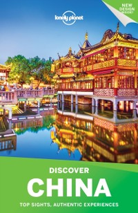 Cover Lonely Planet Discover China