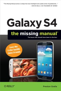 Cover Galaxy S4: The Missing Manual