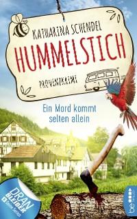 Cover Hummelstich - Ein Mord kommt selten allein