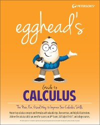 Cover egghead's Guide to Calculus
