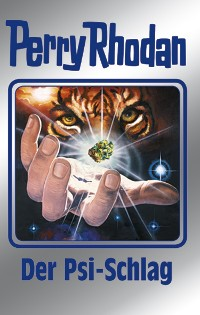 Cover Perry Rhodan 142: Der Psi-Schlag (Silberband)