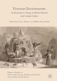 Cover Victorian Environments