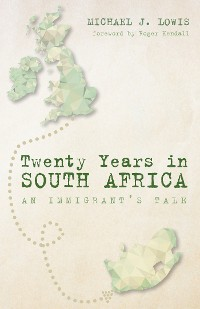 Cover Twenty Years in South Africa