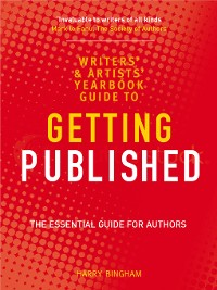 Cover The Writers' and Artists' Yearbook Guide to Getting Published
