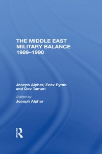 Cover Middle East Military Balance 1989-1990