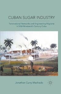 Cover Cuban Sugar Industry