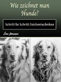 Cover Wie zeichnet man Hunde?