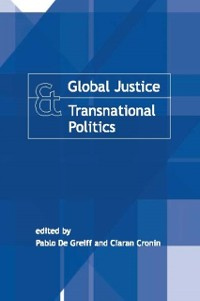 Cover Global Justice and Transnational Politics
