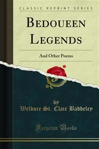 Cover Bedoueen Legends