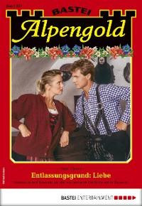 Cover Alpengold 327 - Heimatroman