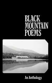 Cover Black Mountain Poems
