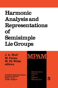 Cover Harmonic Analysis and Representations of Semisimple Lie Groups