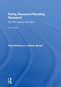 Cover Doing Research/Reading Research