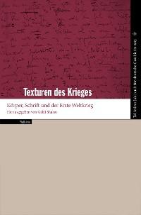 Cover Texturen des Krieges