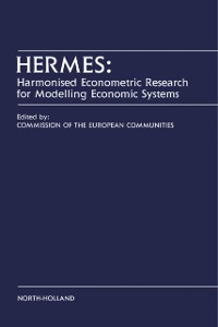 Cover HERMES: Harmonised Econometric Research for Modelling Economic Systems