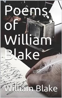 Cover Poems of William Blake