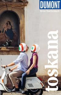 Cover DuMont Reise-Taschenbuch Reiseführer Toscana