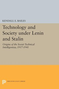 Cover Technology and Society under Lenin and Stalin