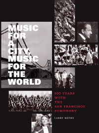 Cover Music for a City Music for the World