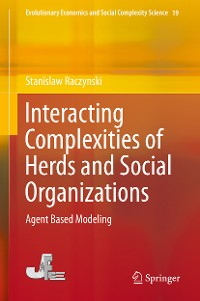 Cover Interacting Complexities of Herds and Social Organizations