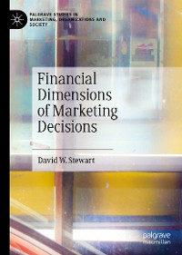 Cover Financial Dimensions of Marketing Decisions