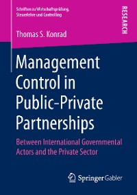 Cover Management Control in Public-Private Partnerships