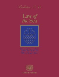 Cover Law of the Sea Bulletin, No.12