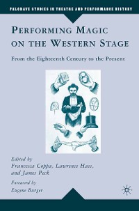Cover Performing Magic on the Western Stage