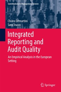 Cover Integrated Reporting and Audit Quality