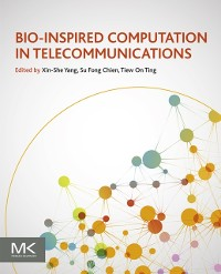 Cover Bio-Inspired Computation in Telecommunications