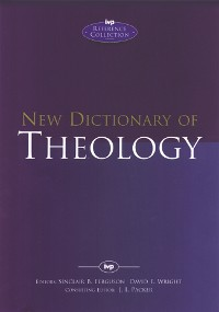 Cover New Dictionary of Biblical Theology