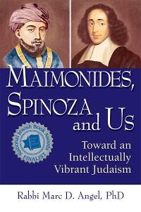 Cover Maimonides, Spinoza and Us