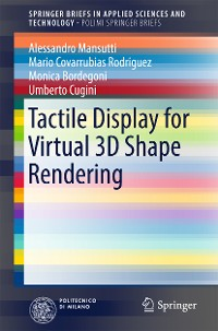 Cover Tactile Display for Virtual 3D Shape Rendering