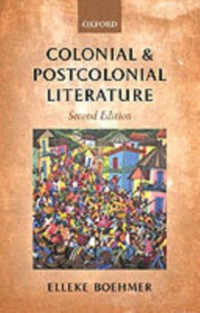 Cover Colonial and Postcolonial Literature