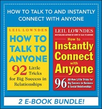 Cover How to Talk and Instantly Connect with Anyone (EBOOK BUNDLE)