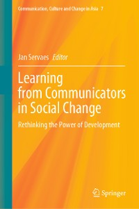 Cover Learning from Communicators in Social Change